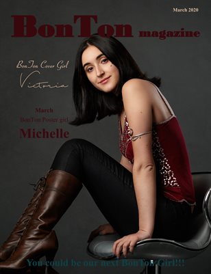 Bonton Magazine March 2020