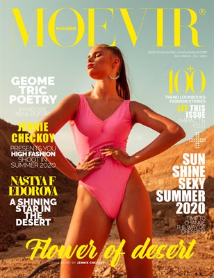 26 Moevir Magazine July Issue 2020
