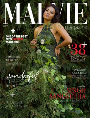 MALVIE Mag | Wonderful Dresses | Vol. 03 JUNE 2020