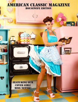 American Classic Magazine Housewife Edition