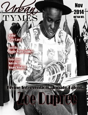 Nov 2014 Issue Featuring Zoe Dupree!!