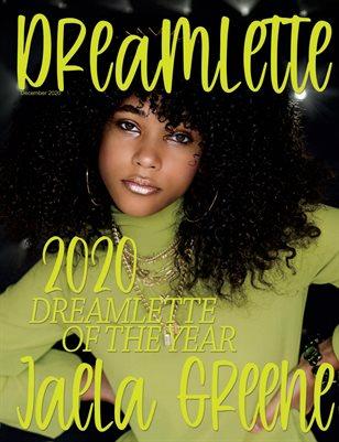 Dreamlette - Issue 19 - December 2020