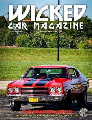WICKED CAR MAGAZINE - CHEVELLE