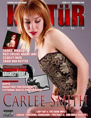 Kultur - Issue 27.4 - November 2013