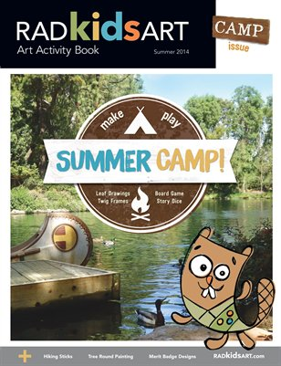 Summer Camp Issue, Summer 2014