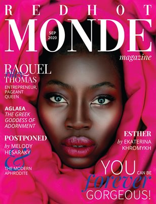 RED HOT MONDE Magazine September 2020