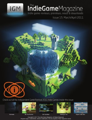 Issue 15: March - April 2011