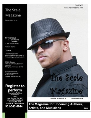 November 2014 The Scale Magazine