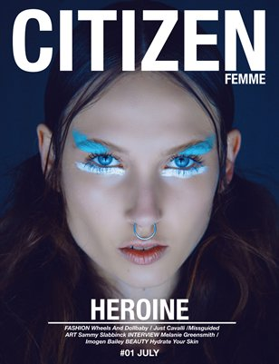 CITIZEN FEMME 01 (HUNTER COVER)