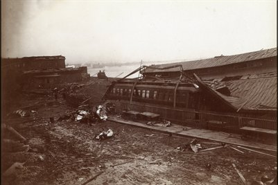 No.11 1890 Tornado hits Louisville, Kentucky