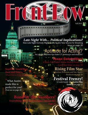 Front Row Magazine