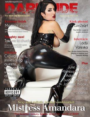 Darkside Magazine Issue 29