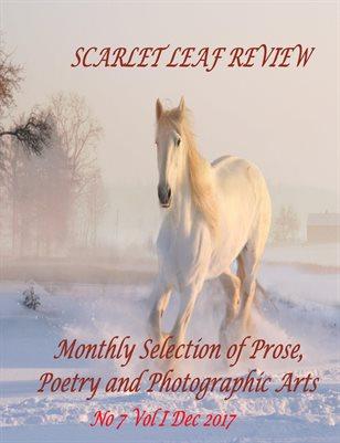 Scarlet Leaf Review December 2017 Issue