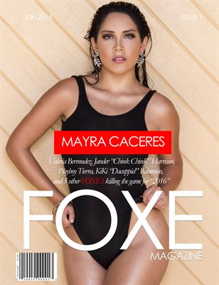 FOXE VOL 1 Issue 1 - Pre Release