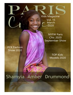 Shamyia Amber Drummond