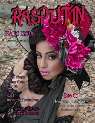 Rasputin Magazine Hats Issue #6