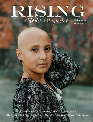 Rising Model Magazine Issue #154
