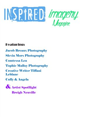 Inspired Imagery Magazine Issue #1