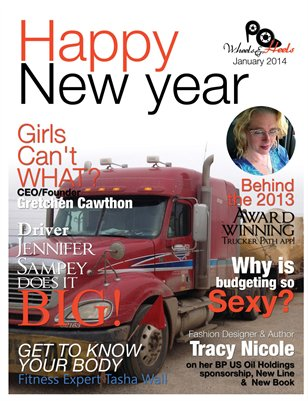 18 Wheels & Heels Magazine- January 2014