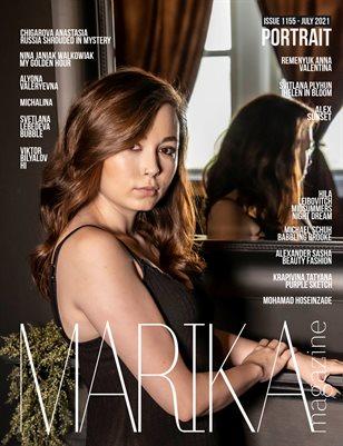 MARIKA MAGAZINE PORTRAIT (ISSUE 1155 - JULY)