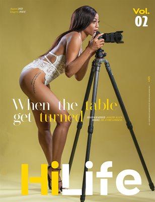 HiLife Magazine Aug 2021 Lingerie (Vol-02)