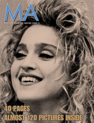 Madonna Archives Fanzine Issue 9
