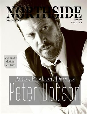 Northside Magazine Volume 51 Ft. Peter Dobson