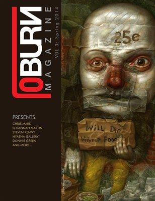 loBURN Magazine VOLUME 3 (Spring 2014)