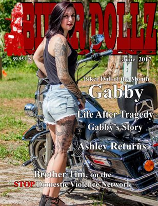 Biker Dollz Magazine June 2017 issue
