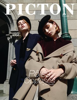 Picton Magazine Issue 2, Cover 2