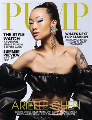 PUMP Magazine | The Global Fashion Issue | Vol.3 | April 2021
