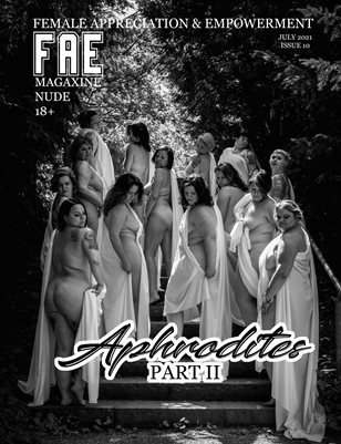 F.A.E Magaxine Issue 10 (5 Of 6) - NUDE