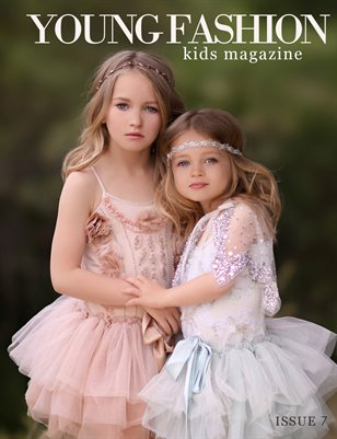 Young Fashion Kids Magazine | Issue 7