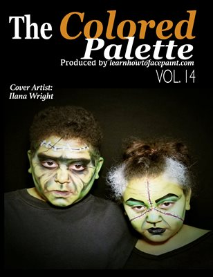 The Colored Palette October Issue Vol. 14
