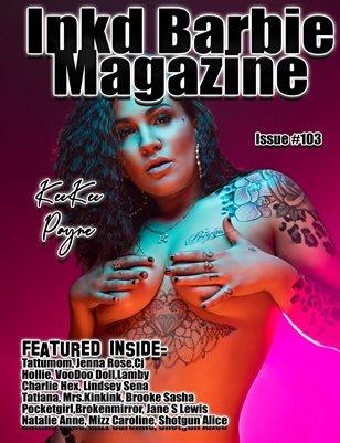 Inkd Barbie Magazine Issue #103 - KeeKee