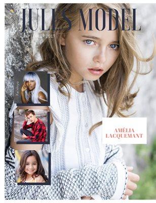 September 2017 Jules Model Mag