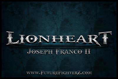 Joseph Franco Name Design Poster #1