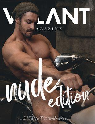VOLANT Magazine #24 - NUDE EDITION - PART II