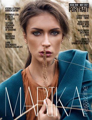 MARIKA MAGAZINE PORTRAIT (ISSUE 858 - MAY)
