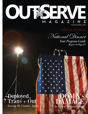 OutServe Magazine | Mar/Apr 2013