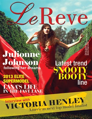 Le Reve Aug edition