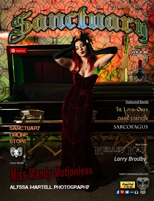 Sanctuary Magazine Vol#48