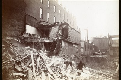 No.13 1890 Tornado hits Louisville, Kentucky