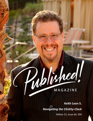 PUBLISHED! #15 Excerpt featuring Keith Leon S!