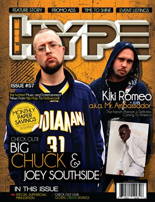 The Hype Magazine - Issue #57