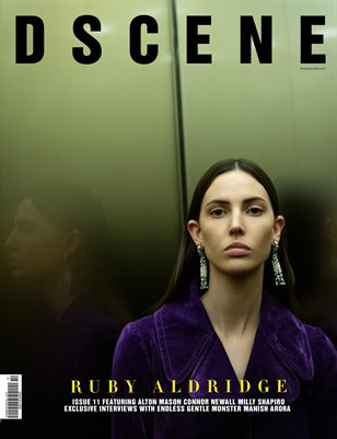 DSCENE - RUBY ALDRIDGE - ISSUE 11