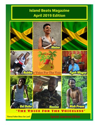 Island Beats Magazine April 2019