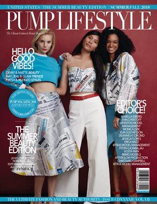 PUMP Magazine: Issue CDXXXXII   Vol. VII