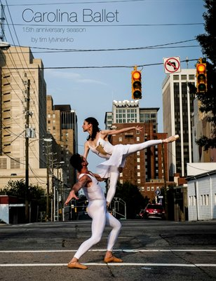 Carolina Ballet 15th Anniversary Book