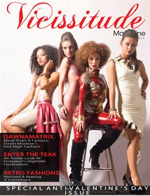 Vicissitude Magazine - February 2013